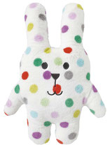 "Lapin ""RAB"" Junior Multicolor (Coussin/Doudou)"