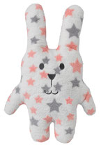 "Lapin ""Rab"" Junior Rock (Coussin/Doudou)"