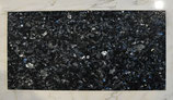 Mauerabdeckung Granit Blue Pearl poliert