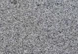 Mauerabdeckung Granit dunkel geflammt und gebürstet