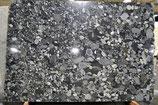 10m² Granit Bodenplatten Black Marinace poliert