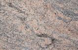 Mauerabdeckung Granit Juparana India poliert