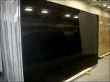 Mauerabdeckung Granit Nero Assoluto poliert