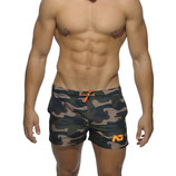 Addicted Camouflage Swimwear Short