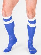 Barcode Berlin Football Socks blau-weiss