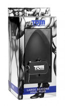 Tom of Finland Silicone Anal Plug -Large