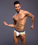 Andrew Christian Almost Naked Brief weiss