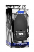 Tom of Finland Silicone Anal Plug -Extra Large