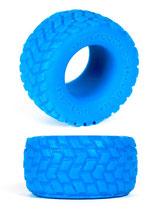 Burning Wheels 100% Silikon Cockring CK01 Blau