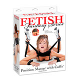 Fetish Fantasy Position Master mit Handfesseln