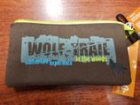 Estuche triple Wolf Trail Busquets marrón