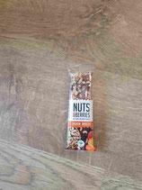 Barre céréales Nuts and berries ( cajou et abricots) 30g