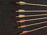 """28"""" Kinder-Pfeile für traditionelles Bogenschiessen, einfach"""