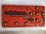 11001-0005 Front Panel PCB V2 black connector standard part