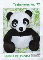 Haak pakket Bjørn de Panda