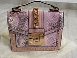 Handtasche SNAKE GLAMOUR in 3 Farben