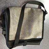 DAS Manne Bag  mb retro grau/schwarz