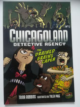 Chicagoland Detective Agency - The Drained-Brains-Caper