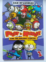 Pilot and Huxley and the Holiday Portal