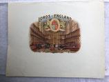 VISTA DE BOITE A CIGARES LORDS OF ENGLAND