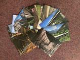 Postkarten Arlbergbahn