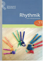 Rhythmik-Report Nr. 55 2019