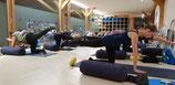 Rückbildungsgymnastik, aufbauend Lektion 1-8