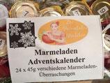 Marmeladen-Adventskalender