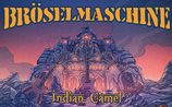 "Haftmagnet ""Bröselmaschine Indian Camel"""
