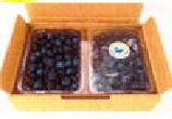 【自然栽培】鏡野産ブルーベリー<600g>