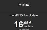 mehrFIND Pro Relax