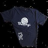 Baumwoll-Shirt mit kurzen Ärmeln