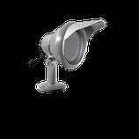 1 Stück LED- Strahler Design Alu