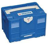 Systemkoffer Bera Clic+ 2 Kombi mit Schubladen
