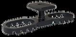 Terraflex Montageclip Holzunterkontruktion