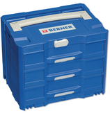Systemkoffer Bera Clic+ mit Schubladen