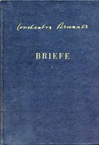 Brunner, Constantin: ›Briefe I‹ (Hrsg. Brunner-Kreis Tel Aviv u. Magdalena Kasch), Tel Aviv 1964, 240 S.