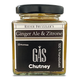 GAS Ginger Ale & Zitrone Chutney