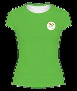 Sport-Shirt für Damen in GRÜN