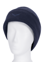 Fleece Mütze Schwarz