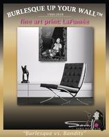 """Fine art print """"lafumee"""", signed"""