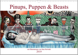 Pinups, Puppen & kleine Monster