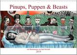 Pinups, Puppen & kleine Monster_Posterbook