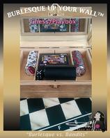 "Chess ""Burlesque vs. Bandits"" - min. 5 pieces of Play"