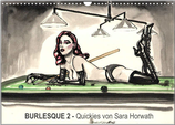 Burlesque II_Posterbuch