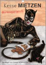 Kesse Mietzen - Burlesque cats II