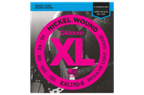 D'Addario EXL170-5 Nickel Wound Bass