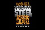 Ernie Ball Stainless Steel Hybrid Slinky
