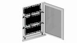 MFS-01-System-Modulare Fenstersicherung - Verstellbereich - 497mm - 1265mm
