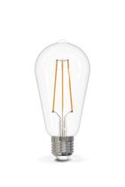 "Calex Filament LED Dimmbare ""Vintage Rustic"" Lampe, 6 Watt, 2'300 Kelvin,  E27"